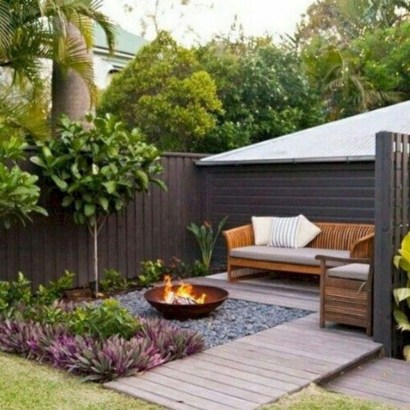 30+ Attractive Small Patio Garden Design Ideas For Your Backyard .