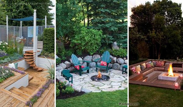 23 Impressive Sunken Design Ideas For Your Garden and Yard .