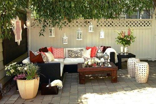 9 Examples of Beautiful Patio Garde
