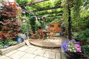 12 Amazing Patio Gardens Design Ideas for Your Inspiration .
