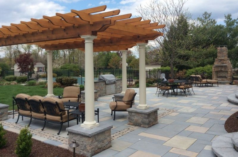How to Design a Patio - Hardscape & Landscape Supplier Blog .