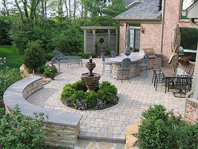 Hardscape Design & Construction Company North VA,