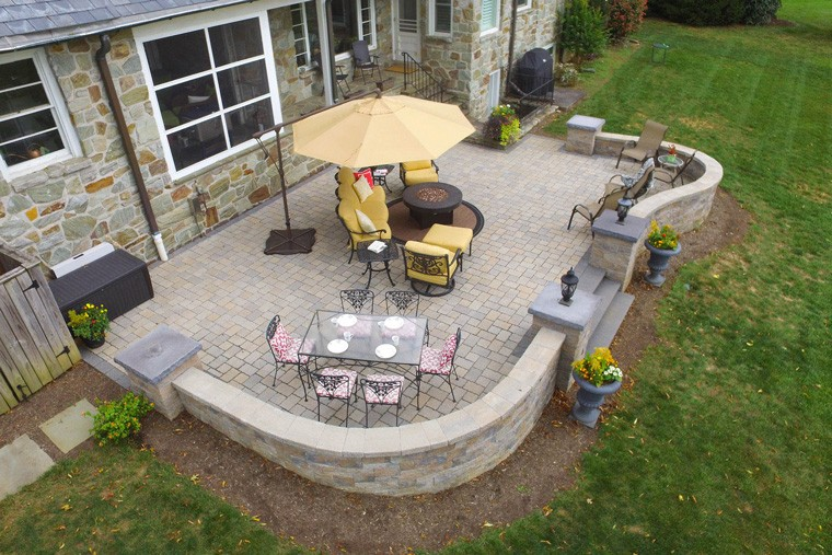 Five Unique Hardscape Ideas to make Your Outdoor Living Area Stand O
