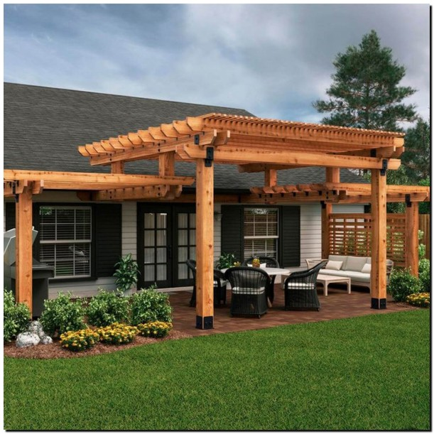 50 trending covered patio ideas for your outdoor space 19 » AERO .