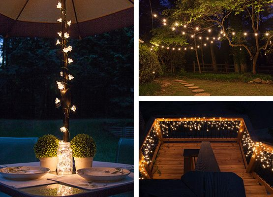 Pin on Patio Lights & Outdoor Living Ide