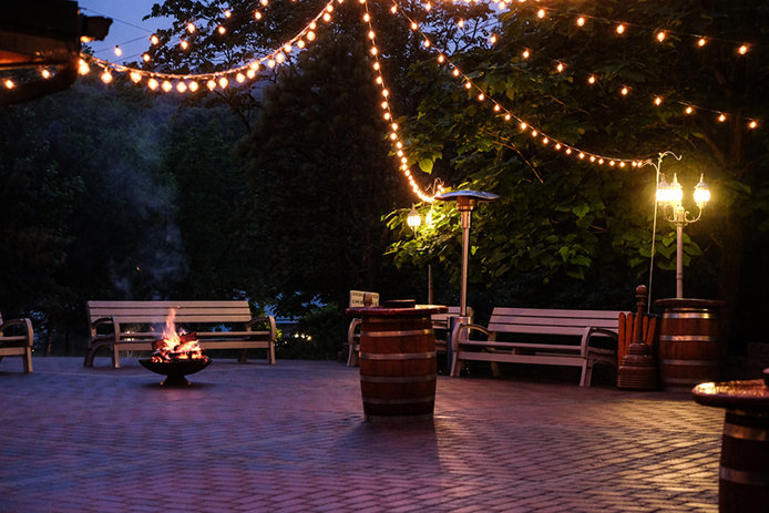 Transform your outdoor space with patio lights! - Do it Best .