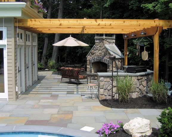 Pergola and Patio Cover Pictures - Gallery - Landscaping Netwo