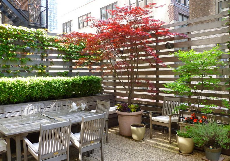 How To Customize Your Outdoor Areas With Privacy Scree