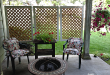 DIY Patio Privacy Screens | Diy privacy screen, Backyard privacy .