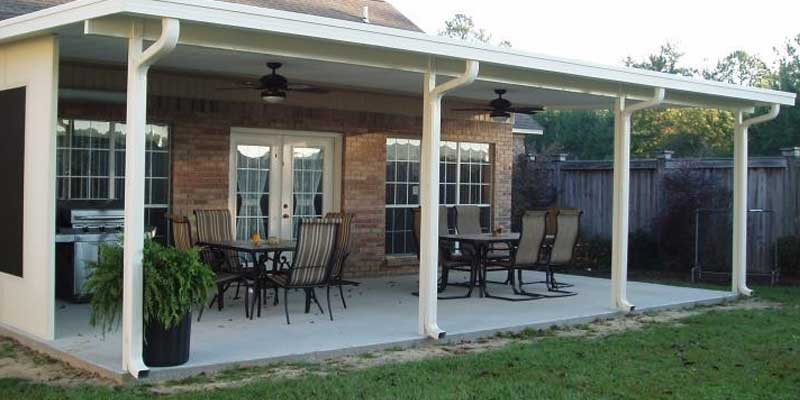 Benefits of Having a Permanent Patio Roof (Patio Cove