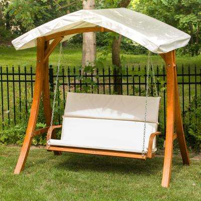 Leisure Season - Patio Swings - Patio Chairs - The Home Dep