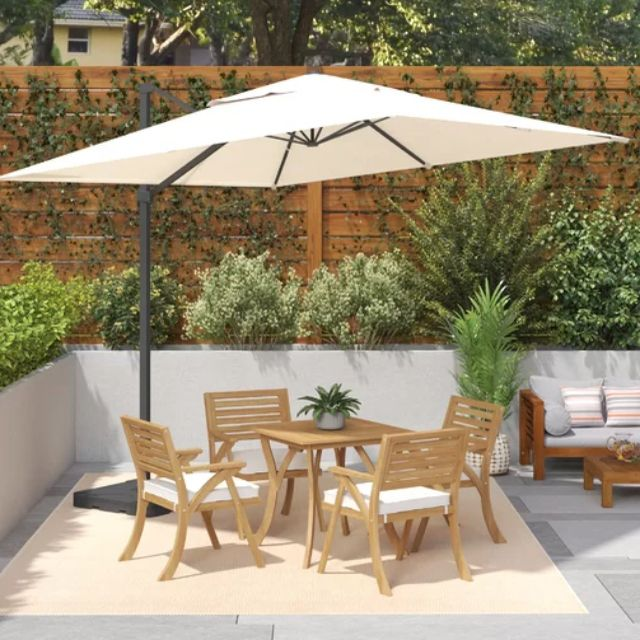 The 8 Best Outdoor Patio Umbrellas of 20