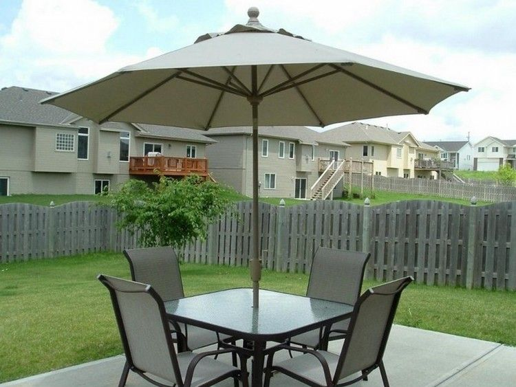 Walmart Patio Furniture Sets | Patio umbrella, Pat