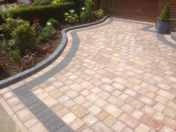 21+ Stunning Picture Collection for Paving Ideas & Driveway Ideas .