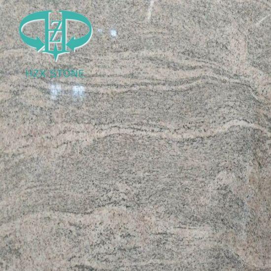 China Natural Juparana Granite for Big Slabs/Floor Tiles/Paving .