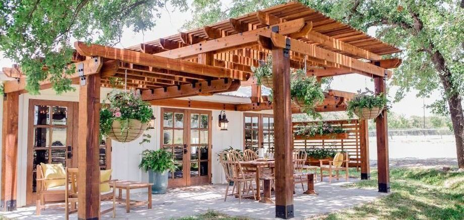 90 Perfect Pergola Designs Ideas for Home Patio - Rockinde