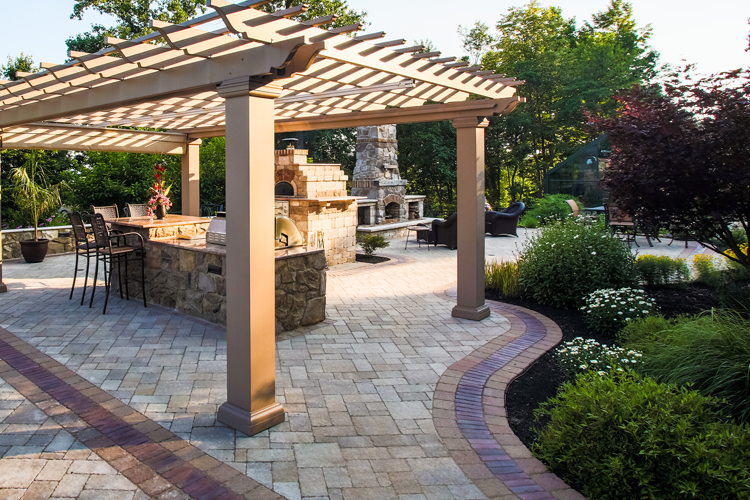 Design Ideas to Dress up Your Pergola - PA Landscape Gro