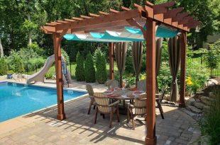 Pergola Canopy Kit | Buy DIY Retractable Pergola Canopy Kits for .