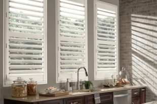 Fauxwood Plantation Shutters | Blindster.c
