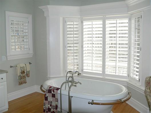 Plantation Shutters - Custom Window Treatments in Greenwich,