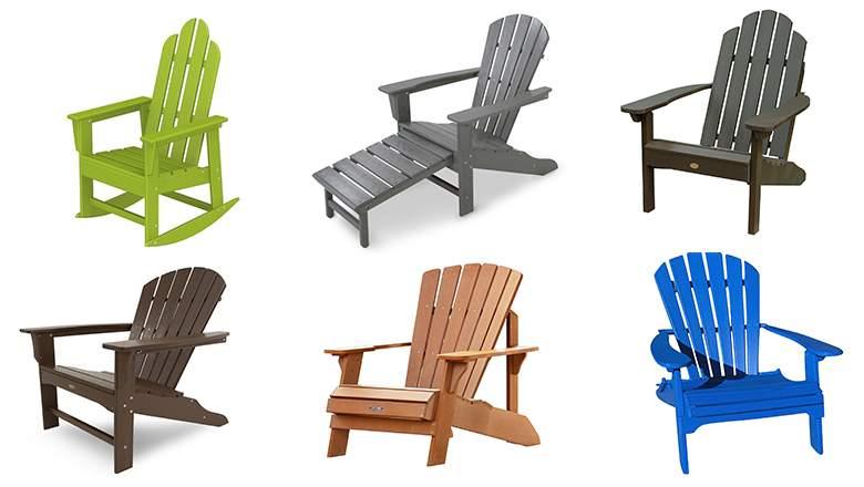 8 Best Plastic Adirondack Chairs (2020) | Heavy.c