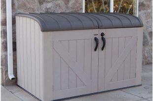 Plastic Bike Storage Sheds - Quality Plastic She