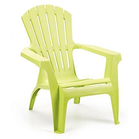 Cape Cod Resin Chair Green $35 | The Warehouse NZ | Garden chairs .