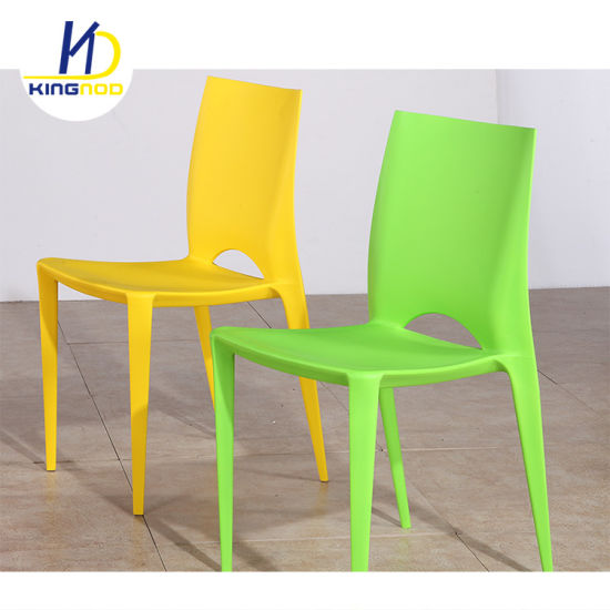 China Wholesale Price Durable Furniture Stackable Outdoor Plastic .