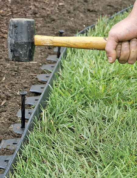 No Dig Garden Edging - EasyFlex™ Landscaping Edging | Free Shippi