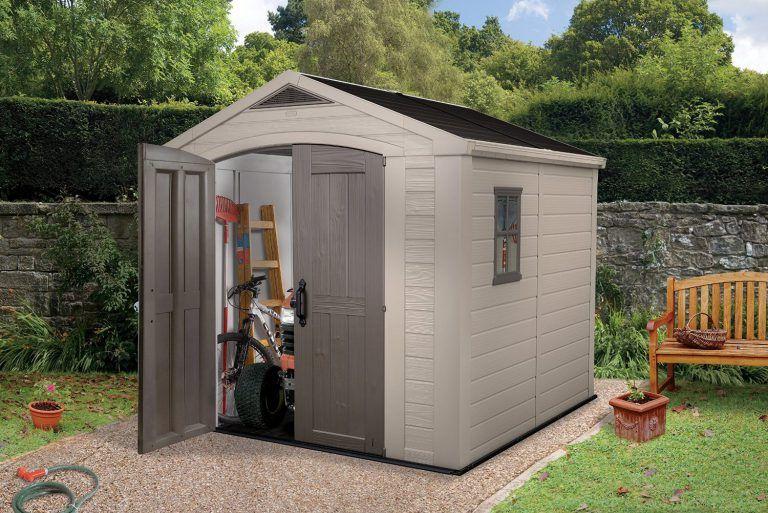 8×8 Storage Sheds – Plastic Garden Storage   Garden storage shed .