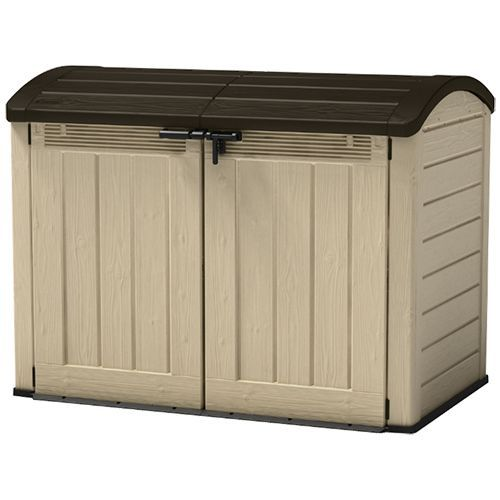 Keter Store It Out Ultra | Shed storage, Outdoor storage sheds .