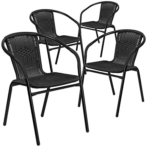 Plastic Outdoor Chairs: Amazon.c
