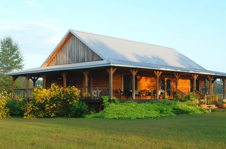 Pole Barn Homes: Everything You Need to Know About These Structur