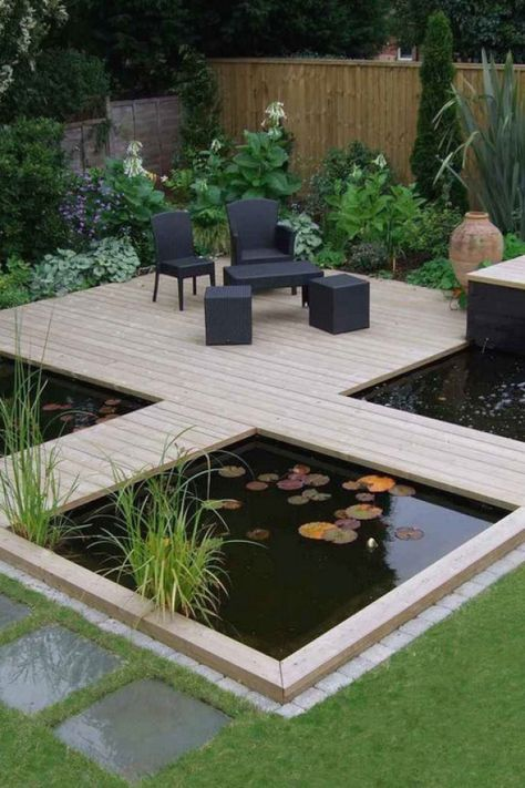 Awesome DIY Koi Pond Ideas You Can Build Yourself To Complete Your .