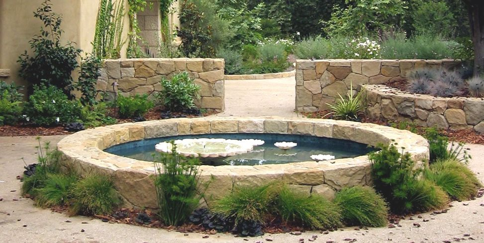 Garden Pond Design Ideas - Landscaping Netwo