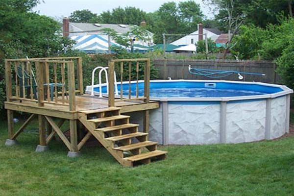 Above+Ground+Pool+Deck+Ideas | Deck Plans For Above Ground Pools .