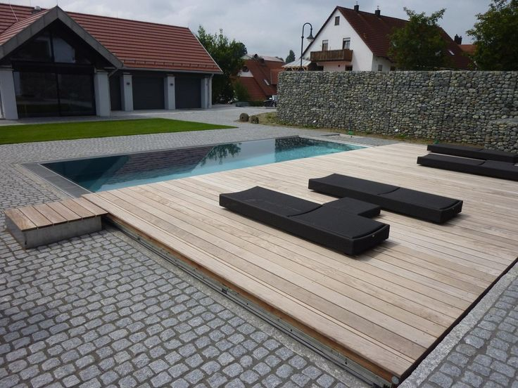 Rolling Pool Deck – Next Generation Pool Covers – Pool Craft in
