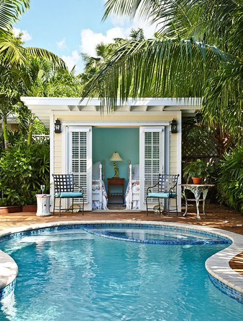 159 Best Pool Houses and Sheds images   Pool houses, Backyard .