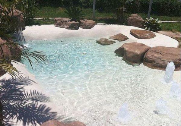 Beach Entry Swimming Pool Ideas: 19+ Mesmerizing Designs to Ste