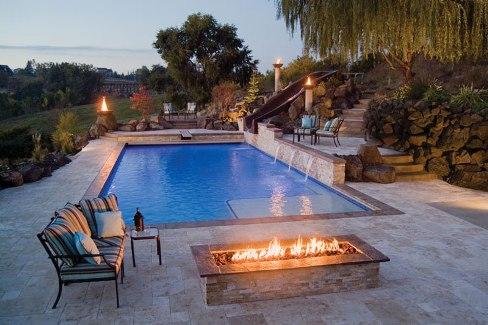 Top 6 Pool Deck & Patio Design Ideas - Luxury Pools + Outdoor Livi