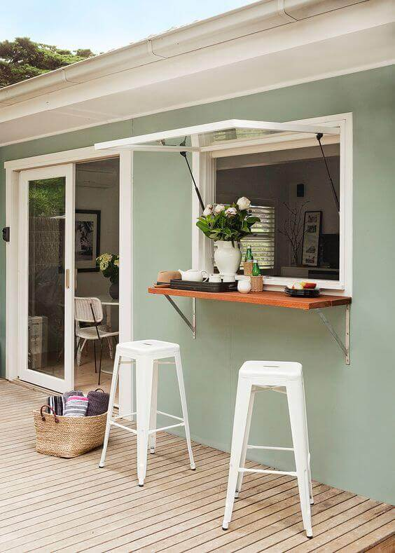 36 Simple Back Porch Ideas too Beautiful to Be Re