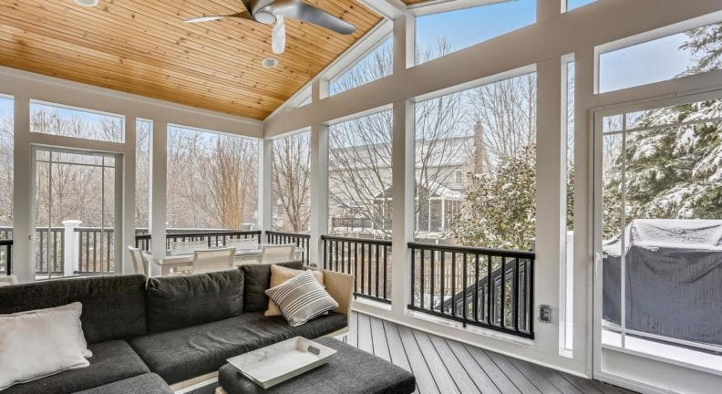 Great screened porch ideas for your ho