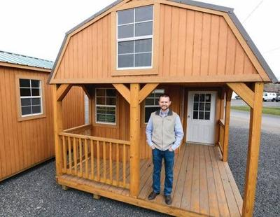 Small, portable buildings for sale in Lewiston, Moscow and Orofino .