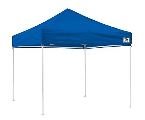 Impact Canopy 10x10 EZ Pop Up Canopy Tent Portable Canopy with .