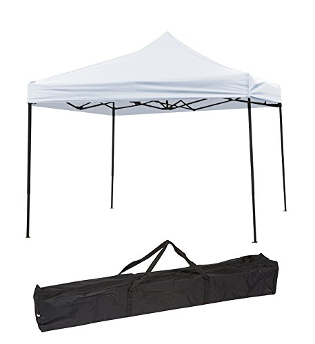 Trademark Innovations Portable Event Canopy Tent, 10 x 10-Feet .