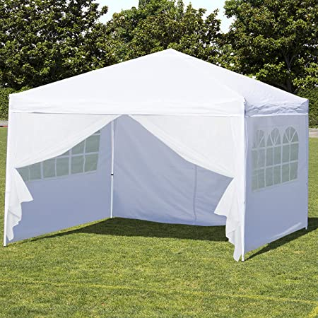 Amazon.com: Best Choice Products 10x10ft Lightweight Portable .