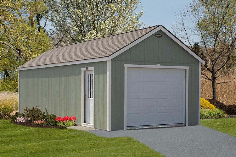 Premier Portable Garage   Ulrich Sheds & Cabin Shel