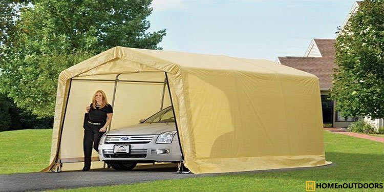 Top 10 Best Portable Garages Reviews – Great Selection in 20