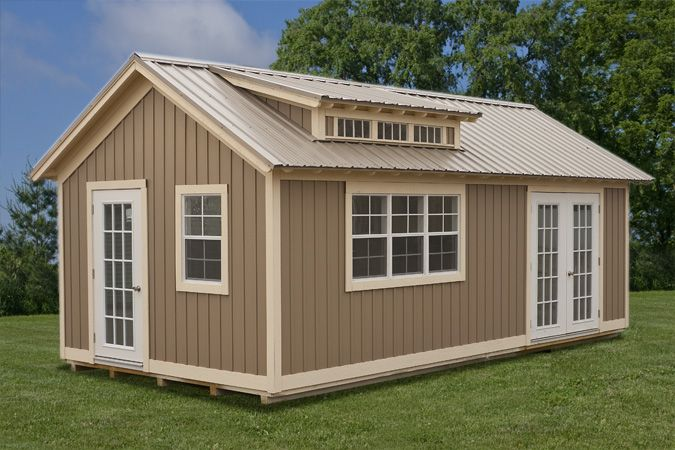 Garden Studio 1, cedar rock barns, 5000. | Portable buildings .