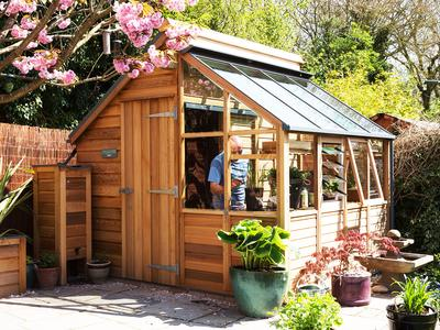 Classic Potting Shed Structures - Gabriel A